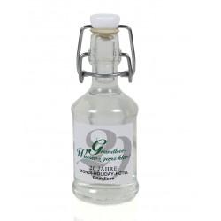 Miniflasche Syphon 40 ml. Bügelverschluss